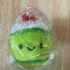 Choba Japanese sushi Cucumber Boy Mobile Earcap (6cm)