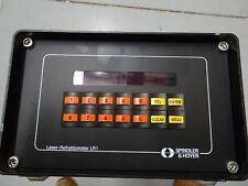Spindler & Hoyer HeNe Laser-Refraktometer LR1 Product #04 0360 Refractometer