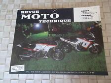 REVUE TECHNIQUE MOTO HONDA VF400F - VF500F - FII et YAMAHA FJ1100 et FJ1200