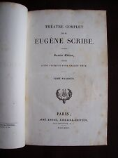 Théâtre complet de M. Eugène Scribe - T.1 à 20