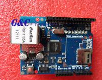 2PCS Ethernet Shield module W5100  Board For Arduino 2009 UNO Mega 1280 2560 M21