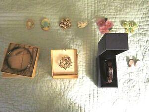 Fashion VINTAGE Jewelry,Pendants,Brooches,Pins,Bracelets & Earrings, U Pic 14B#2