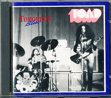 TOAD-TOMORROW BLUE-CD-ROCK