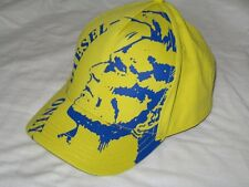 BNWT - DIESEL Only The Brave Adjustable Cap Yellow  Small