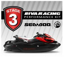 SEADOO RXT-X aS / RXT iS 260 Stage 3 Kit RIVA 77+ MPH SOLAS 15/19R Maptuner Chrg