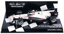 Minichamps Sauber C29 '40th Years' German GP 2010 - Kamui Kobayashi 1/43 Scale