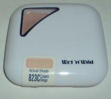 WET N WILD Pressed Powder CREAM BEIGE 823C New