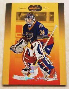 1996-97 Leaf Limited GOLD Grant Fuhr Card #48 St. Louis Blues
