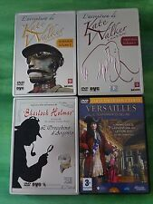 4 giochi dvd Kate Walker Sherlock Holmes Versailles pc playstation xbox