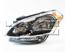 TYC Left Side Halogen Headlight Lamp Assembly for Kia Soul 2012-2013