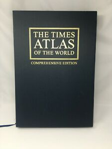 The Times Atlas of the World Eleventh Edition (PG125B)