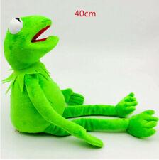 Sesame Street Frogs Stuffed Animal Cute Frogs Cartoon Plush Doll For Kids 40cm