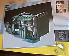 Pocher 1:8 Front cubierta k79 volvo f12 intercooler turbo Truck 79-31 a6