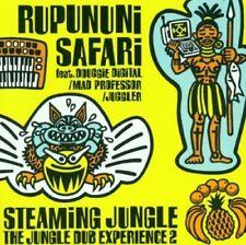 RAPUNUNI SAFARI - STEAMING JUNGLE THE JUNGLE DUB EXPERIENCE 2  CD NEW!