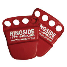 Ringside Boxing Leather Knuckle Guards