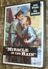 Miracle in the Rain (DVD, 2007), NEW AND SEALED, STANDARD VERSION, REGION 1,RARE