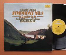 DG 2535 397 Dvorak Symphony no. 8 Rafael Kubelik Berlin Philharmonic NEAR MINT