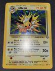 Jolteon Holo Jungle Pokemon Card 4/64 WOTC