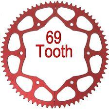69T Tooth #35 Chain Split Sprocket Two 2 Piece Gear Drift Trike Go Kart Racing