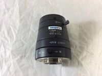 "COMPUTAR Vari-Focal Security Camera Lens 5~50mm Manual Iris 1/3"" CS 1:1.3 CCTV"