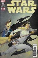 Star Wars #43 Marvel Comics COVER A 1ST PRINT