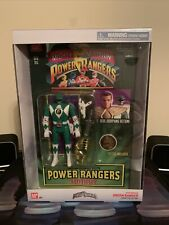 2018 Bandai Power Rangers Auto Morphin GREEN RANGER TOMMY Legacy Collection new