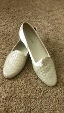 Trotters Women's Shoes Upper Leather Gray Color US Size 8 N made in Brazil