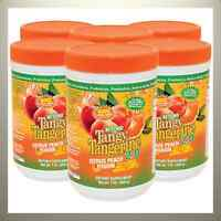 BEYOND TANGY TANGERINE 2.0 CITRUS PEACH INFUSION 6 PACK Dr. Wallach, Youngevity