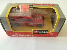 BBURAGO BURAGO LAND ROVER AZIZA COD. 4131 ANNEE 1983 ECHELLE 1/43 EN BOITE