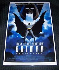 Batman Mask of the Phantasm 11X17 Movie Poster