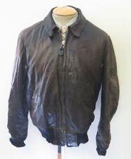 Avirex Leather Bomber, Harrington Coats & Jackets for Men