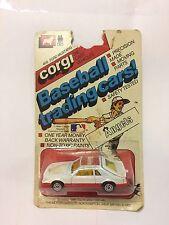 California Angels Corgi Ford Mustang Collectible Car