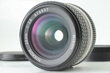 [Near Mint] Nikon Ai-s Nikkor 28mm f/2.8 Wide Angle Lens Ais F Mount From Japan
