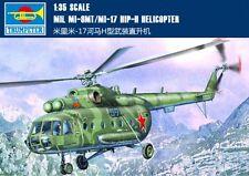 Trumpeter 05102 1/35 Mil Mi-8MT/Mi-17 Hip-H Helicopter model kit ◆