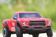 Traxxas 58094-1 Ford Raptor F-150 Red Rtr 1:10 2.4GHz with Battery & Charger 2WD
