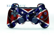 Amazing Cool US Skin Sticker Cover Parts for PS3 Controller Playstation 3 Games