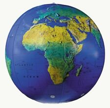 "27"" EARTH BALL GLOBE-INFLATABLE WORLD GLOBE/ BALL Globe"