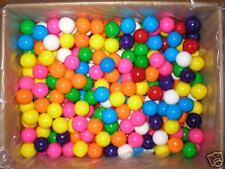 "100 Assorted Gumballs 1"" Vending Machine Bulk Gum Balls"