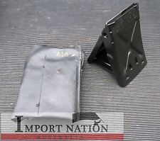 TOYOTA ARISTO USED EMERGENCY WHEEL CHOCK AND LEATHER COVER JZS147 94 - 97 2JZGTE