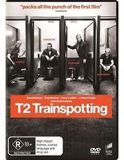 T2 Trainspotting 2 (DVD, 2017) NEW
