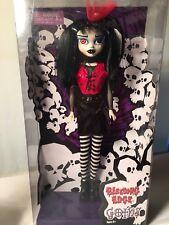 """Bleeding Edge Goth Dolls BeGoths """"Malice"""" Series One 2003 In Box 12"""""""