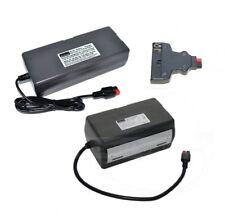 Golf-Kit: AccuPower Lithium-Ionen Akku (14,4V) für Golftrolleys mit Ladegerät un