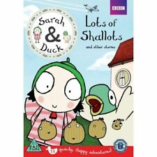 Sarah And Duck - Lots Of Shallots DVD New & Sealed 5051561038471