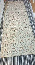 Floral  Lined Tapestry Curtains 160cm Width 222cm Drop