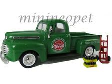 MOTOR CITY  467431 1948 FORD PICKUP TRUCK COCA COLA COKE with ACCESSORIES 1/43 G