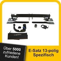 Für Mercedes GLK Typ X204 Anhängerkupplung abnehmbar +spez. 13 ES NEU kpl.