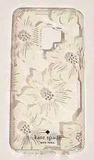 Kate Spade New York Hardshell Case For Samsung Galaxy S9 - Floral Clea