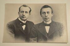 RR Rachmaninov Ziloti Siloti Postcard Russian Pianists Composer Conservatory