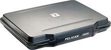 Pelican 1085 Laptop Case With Foam (Black), New
