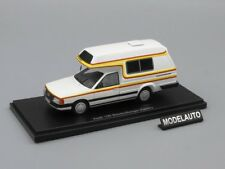Autocult 1:43 Audi 100 Type 44  Bischofberger, white,Germany,1985  L.E. 333 pcs
